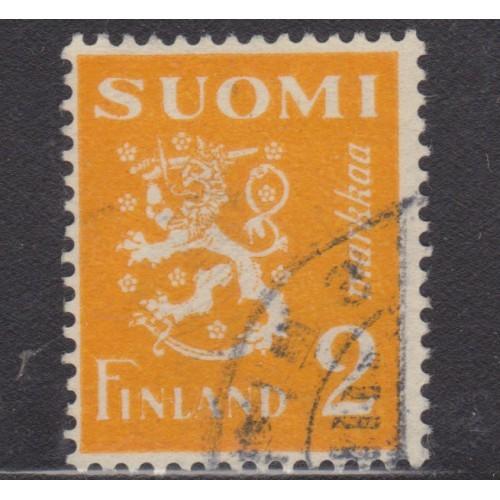USED FINLAND #173B (1942)