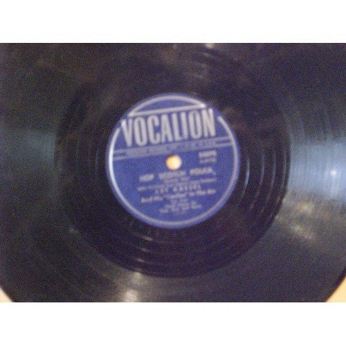78 RPM: 1475.. ART KASSEL - A DREAMERS HOLIDAY (vocal GLORIA HART & TOM, DICK AN
