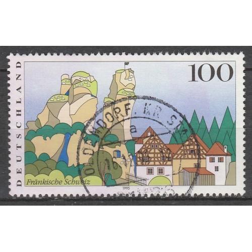 (GR) Germany Sc# 1800 Used (4276)