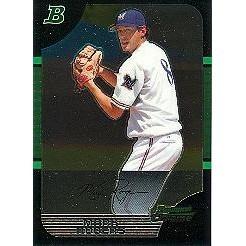 2005 Bowman Chrome Milwaukee Brewers Baseball Card #164 Mark Rogers