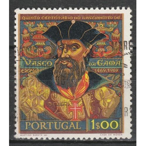 (POR) Portugal Sc# 1056 Used (4376)