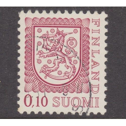 USED FINLAND #555d (1975)
