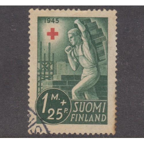 USED FINLAND #B65 (1945)