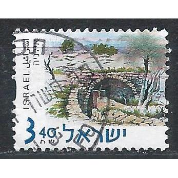 ISRAEL 2001 – Used Sc. 1428. CV $1.75
