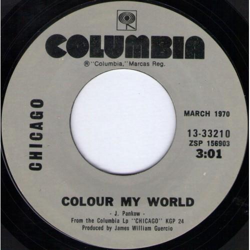 CHICAGO COLOUR MY WORLD RI 45