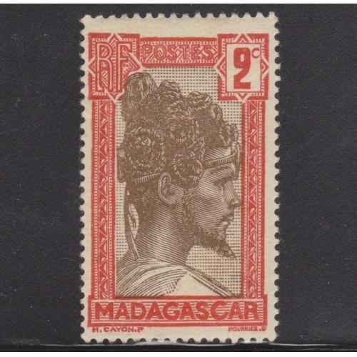 UNUSED MALAGASY (MADAGASCAR) #148 (1930)