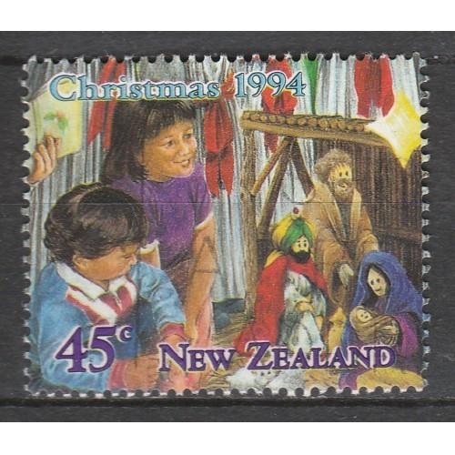 (NZ) New Zealand Sc# 1237 Used (4591)