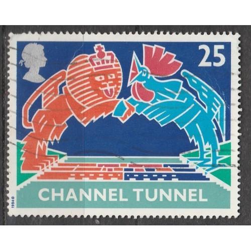 (UK) Great Britain Sc# 1558 Used (4656)