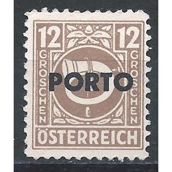 AUSTRIA 1946 – MH Sc. J194. CV $0.25