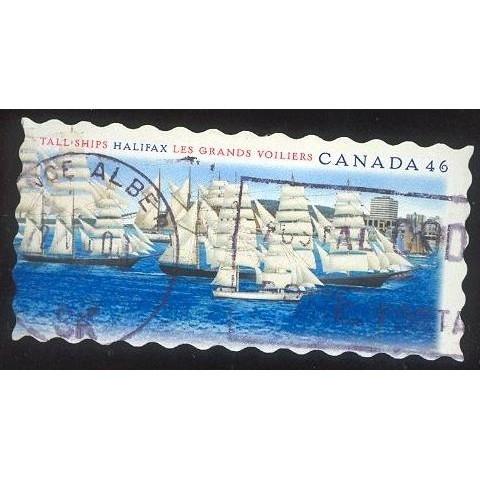 Canada 1865 Tall Ships CV = 0.35$
