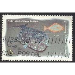 Canada 1642 Fish: Pacific Halibut CV = 0.30$