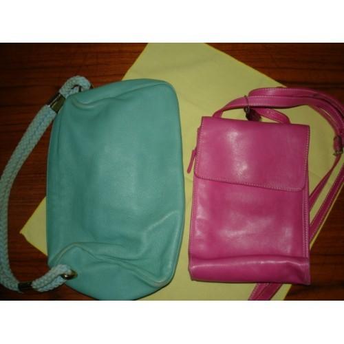 Purse Lot: Kate Spade & Tignanello leather handbags