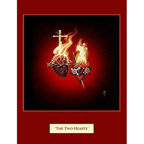 THE TWO HEARTS - Print - by Tommy Canning