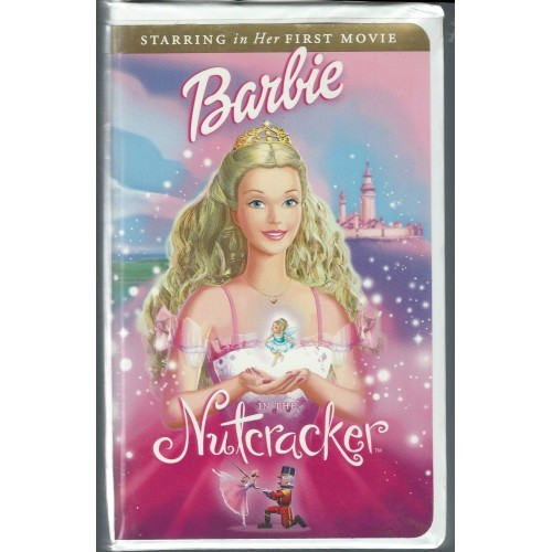 Barbie in the Nutcracker (VHS Animated)