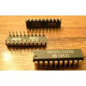 Lot of 28: Motorola SN74ALS623N