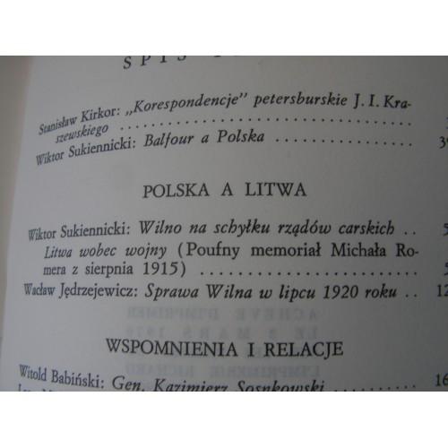 Zeszyty Historyczne # 17. (1970, Instytut Literacki Paryz)