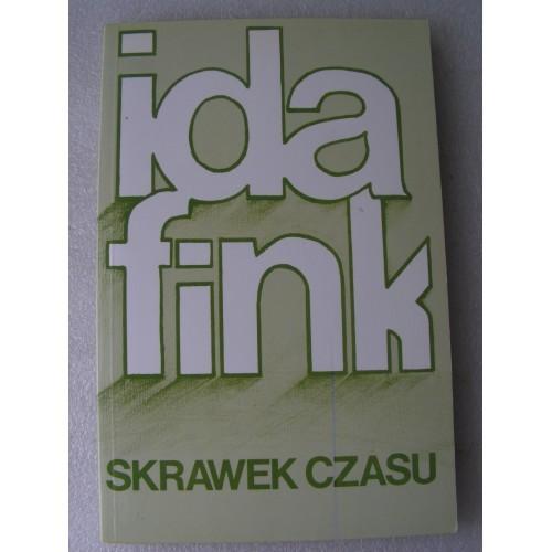 Skrawek czasu. Ida Fink
