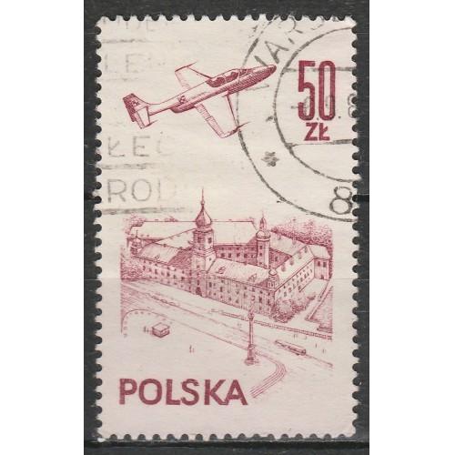 (PO) Poland Sc# C56 Used (4878)