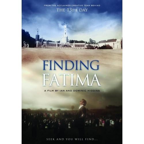 FINDING FATIMA - DVD