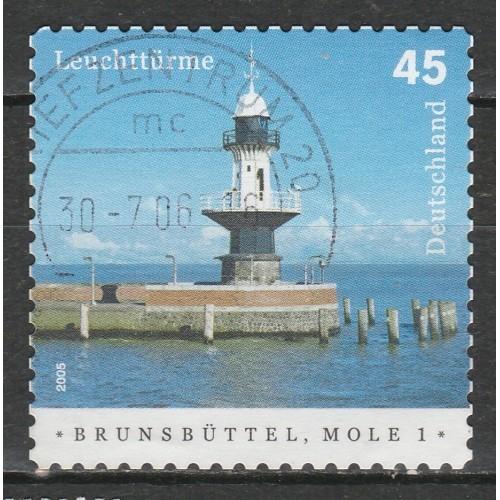 (GR) Germany Sc# 2345B Used (4945)