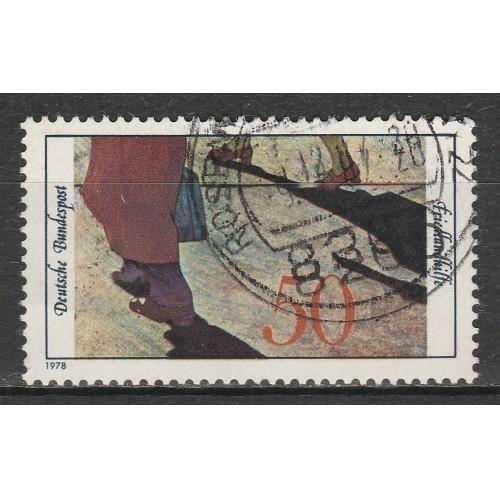 (GR) Germany Sc# 1266 Used (5088)