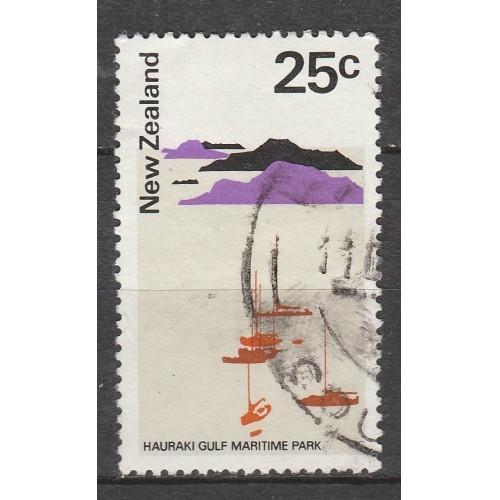 (NZ) New Zealand Sc# 454 Used (5269)