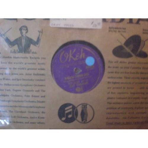78 RPM: #3593 ROY ACUFF - WABASH CANNON BALL & FREIGHT TRAIN BLUES / VG/VG+ /