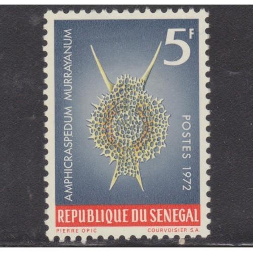 UNUSED SENEGAL #375 (1972)