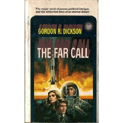 DICKSON Gordon FAR CALL 1st PB Printing