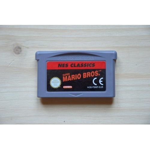 Super Mario Bros classic NES Series Gameboy Advance Game