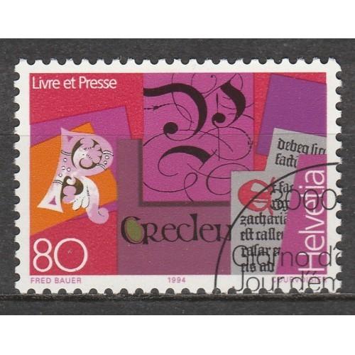 (CH) Switzerland Sc# 943 Used (5636)