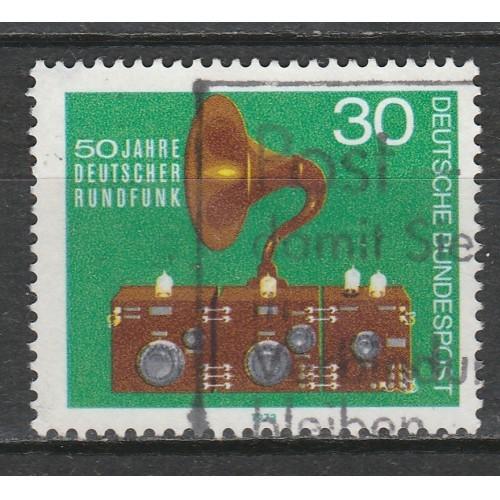 (GR) Germany Sc# 1127 Used (5683)