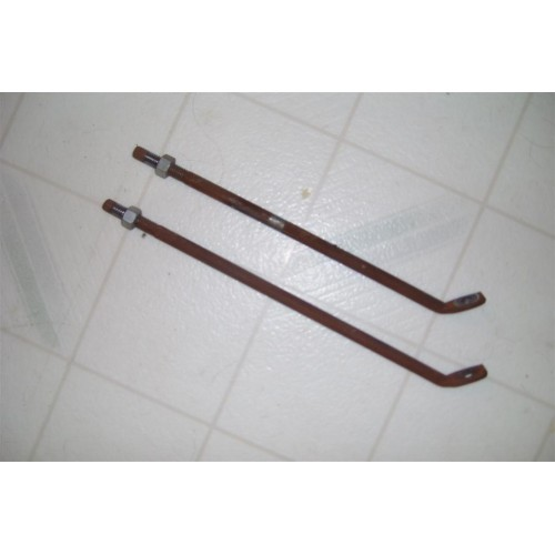 1962 Chevrolet Impala pedal assembly stabilizer bars