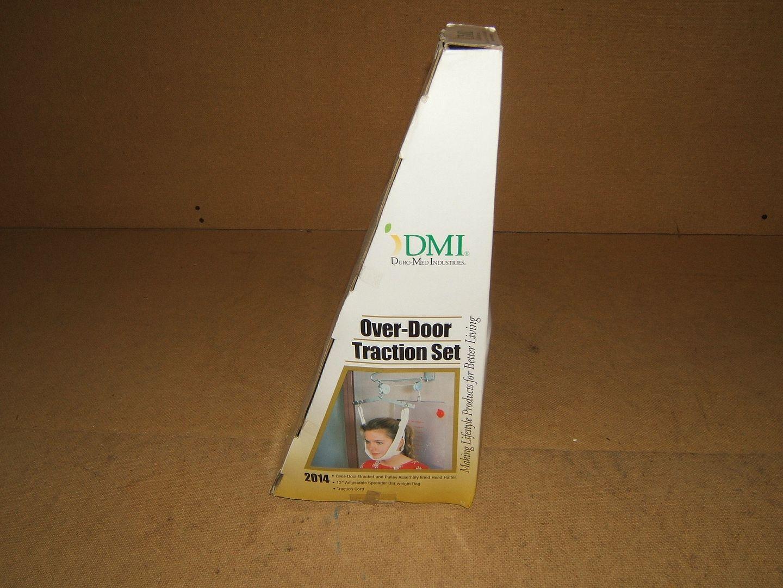 Duro-Med Industries DMI Overdoor Traction Set 2014