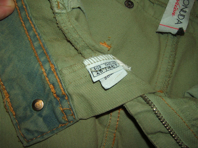lm7410 090312-520h Coconuda Fashion Shorts Dress 100% Cotton Female Adult 26 Greens Solid