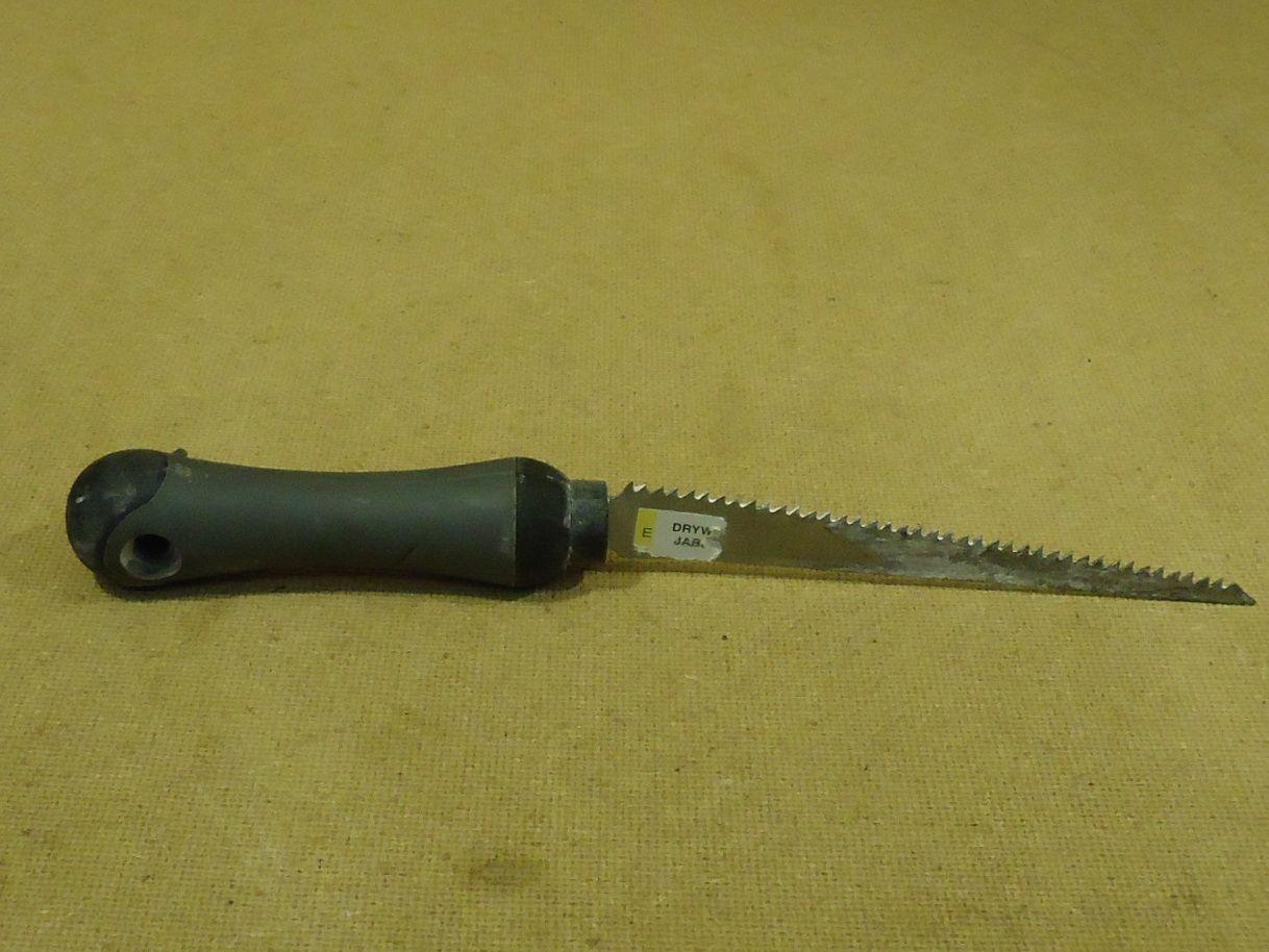 mm1766 101712-510fx-C Professional Drywall Saw 12in Grey Plastic Metal