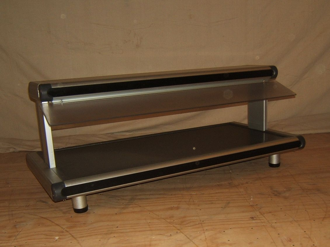 112212-138k-C Hatco Buffet Food Warmer Silver Hardcoated Base GR2BW-48 Stainless Steel