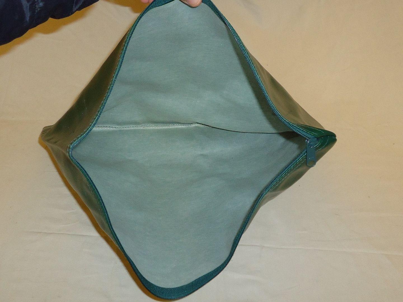 ar7925 100212-288m Generic All Purpose Bag 18in x 14in Green Standard Vinyl Fabric
