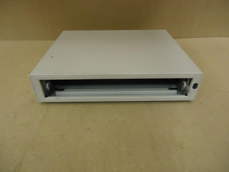 kk9779 010713-170b MMF Cash Drawer 19in W x 15in D x 4in H Gray Printer Driven Metal