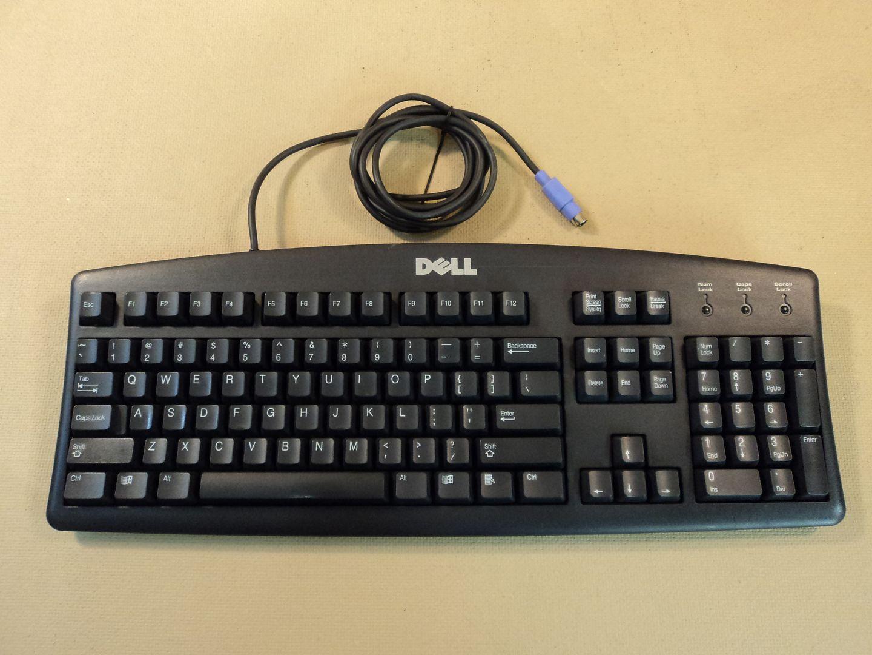 120714-362t Dell Deluxe PS2 Computer Keyboard SK-8110 photo DSC07946-1.jpg