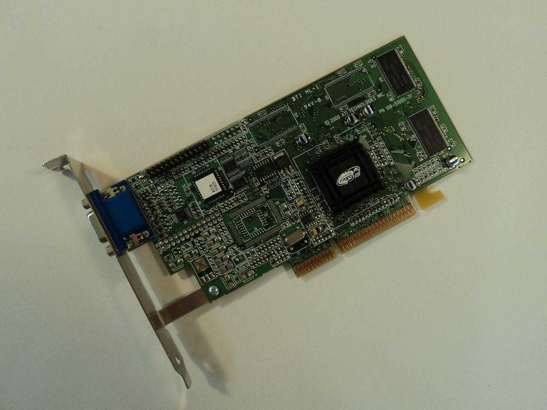 122614-572w ATI Xpert128 Rage 16MB AGP Video Card DA-ATI061 photo DSC08682.jpg