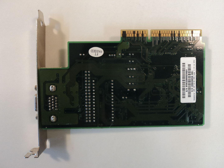 122614-576w Diamond Multimedia AGP Video Card 3D 2X 8MB Speedstar A55 2802-0050-001 photo DSC08700.jpg
