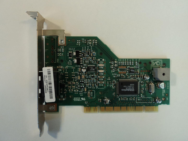 122614-586w USR Robotics 56K V.92 Internal PCI Modem Plus Fax USR5699B photo DSC08731.jpg