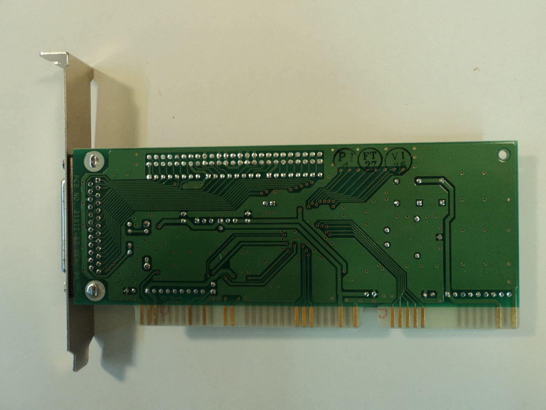 122614-624w DTC SCSI ISA Interface Controller Card 3181E-004 photo DSC08847.jpg