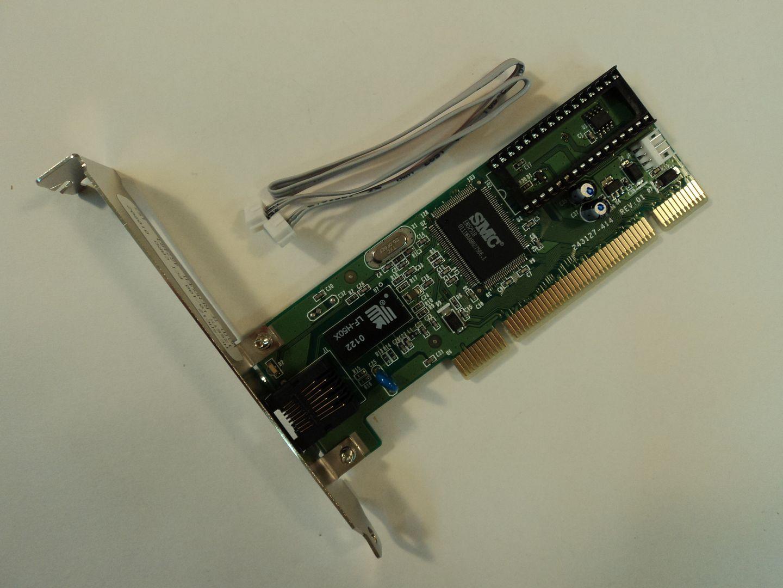 122614-644w SMS PCI Fast Network Adapter SMC1255TX-50 photo DSC08895.jpg