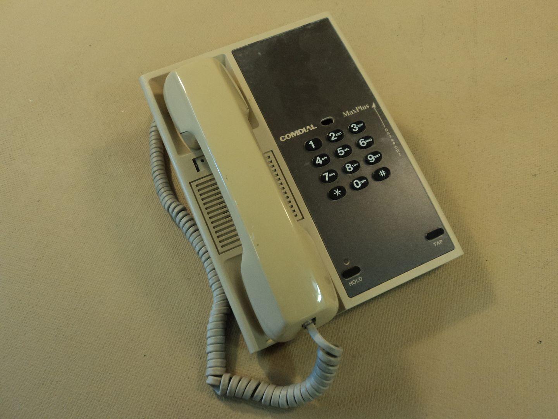 122714-738c Comdial Office Phone Corded 992 photo DSC09210.jpg