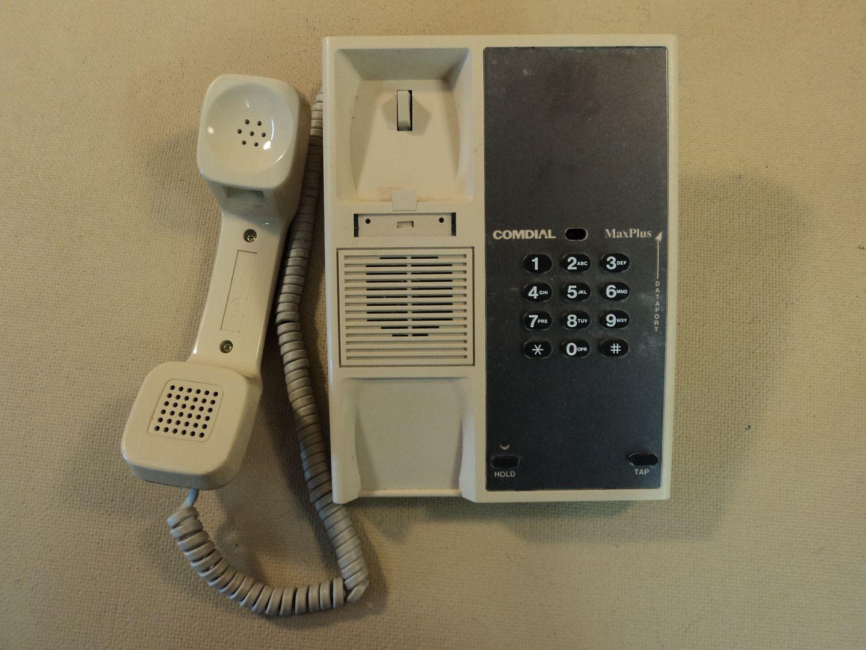 122714-738c Comdial Office Phone Corded 992 photo DSC09213.jpg