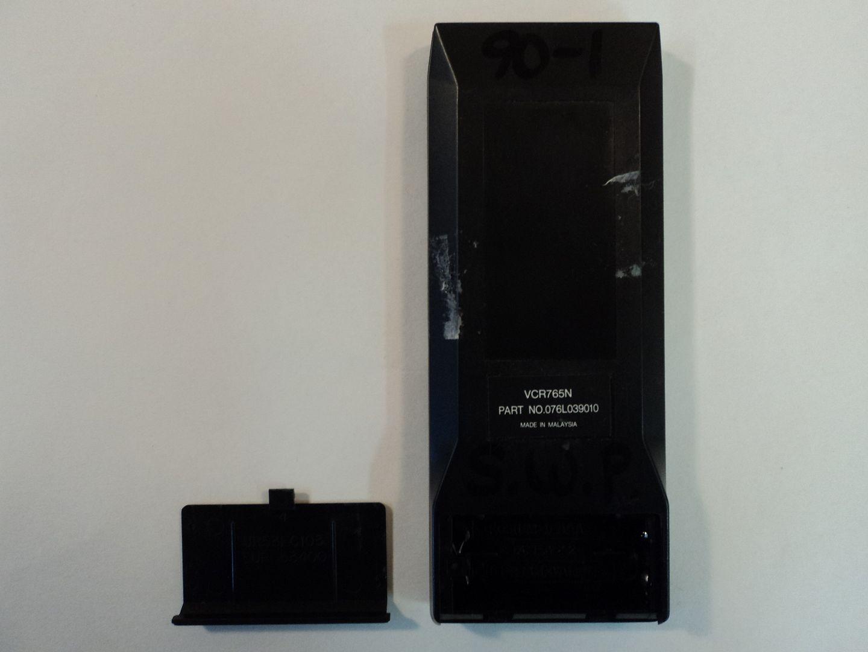 122714-824c Emerson Remote Control TV VCR VCR765N photo DSC09575.jpg