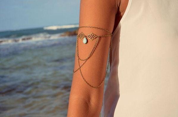 Upper Arm Cuff Armband