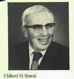 Clifford D Simak